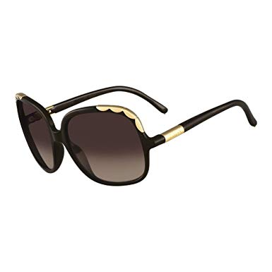 Chloe CL2221 Sunglasses-210 Brown (Brown Gradient Lens)-60mm
