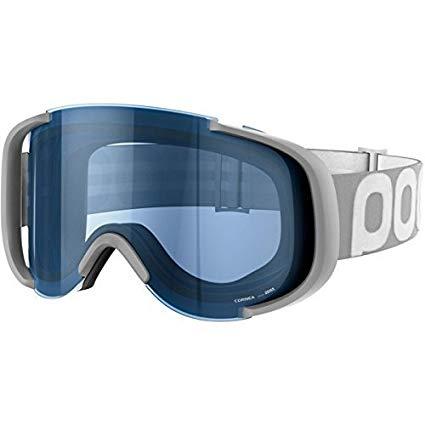 POC Cornea Flow Goggles, Black, One Size