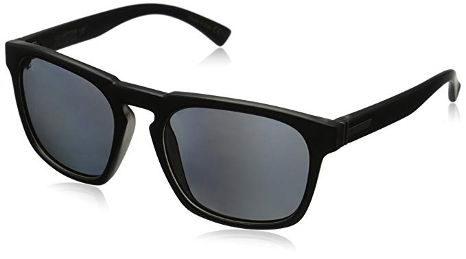 VonZipper Banner Polar Polarized Rectangular Sunglasses