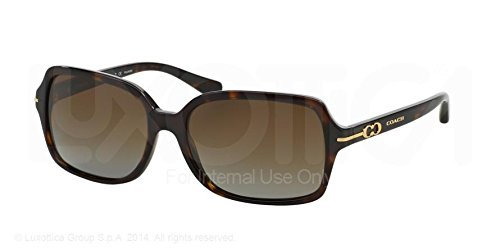 Coach Women HC8116 Blair Sunglasses 56mm