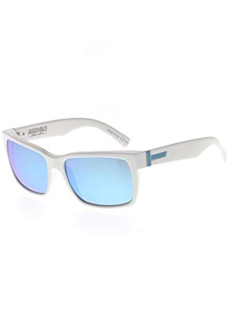 Von Zipper SMRFAELM WSC White Elmore Wayfarer Sunglasses Lens Category 3 Lens M